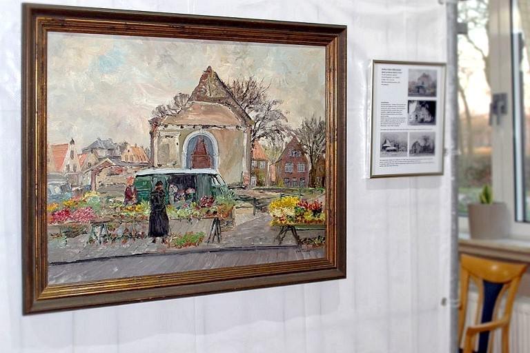 Arthur Eden-Sillenstede. Friesland - mit den Augen eines Malers. Dörphuus Sandelermöns